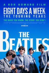 beatles eight days a week 202x300 - The Beatles: Eight Days a Week - The Touring Years