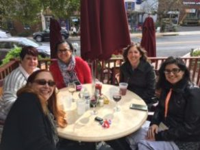 WAFCA ladies lunch 300x225 - Reflections from the Middleburg Film Festival