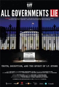 allgov 203x300 - All Governments Lie: Truth, Deception, and the Spirit of I.F. Stone