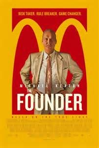 the founder movie poster 202x300 - The Founder