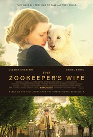 Zookeepers Wife poster - The Zookeeper's Wife