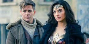 Pine and Gadot 300x150 - Spoiler-free Review: Wonder Woman