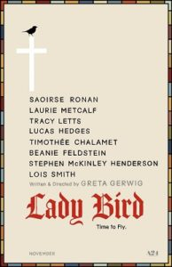 Lady Bird 194x300 - Mainstream Chick's Middleburg Film Festival Download