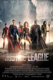 Justice League poster - Review: Justice League