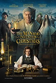 Man Who Invented Xmas poster - Review: The Man Who Invented Christmas