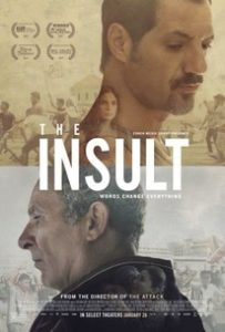 Insult 203x300 - Review: The Insult (L'insulte)