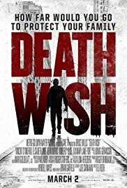 Death Wish poster - Quickie Review: Death Wish
