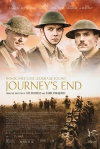 Journeys End Poster 203x300 - Review: Journey's End