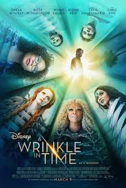 Wrinkle in Time poster - Review: A Wrinkle in Time