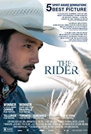 The Rider poster - Review: The Rider