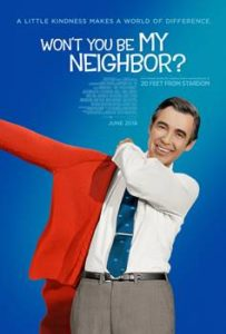 Wont You Be My Neighbor poster 203x300 - Review: Won't You Be My Neighbor?