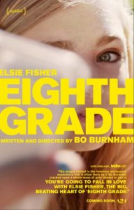 Eighth Grade poster 192x300 - Review: Eighth Grade