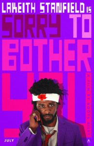Sorry to Bother You 1 poster 620x957 194x300 - Review: Sorry to Bother You