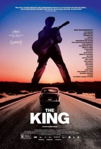 The King poster 203x300 - Quickie (documentary) Reviews: Three Identical Strangers; The King