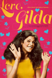 LoveGildapostermainimgbigPoster59 203x300 - Review: Love, Gilda