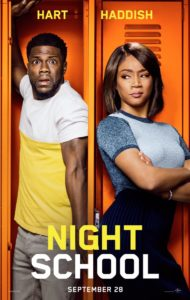 Night School poster 190x300 - Review: Night School