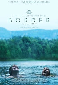 Border poster 203x300 - Quickie Review: Border (Gräns)