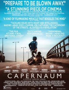 capernaum 232x300 - Review: Capernaum (Capharnaüm)