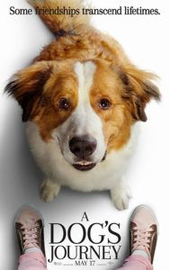 Dogs Journey poster 189x300 - Quickie Review: A Dog's Journey