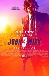 John Wick 3 poster 194x300 - Review: John Wick: Chapter 3 - Parabellum