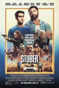 Stuber poster 202x300 - Quickie Review: Stuber