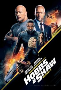 Hobbs and Shaw poster new 206x300 - Quickie Review: Fast & Furious Presents: Hobbs & Shaw
