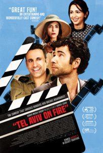 Tel Aviv on Fire 203x300 - Review: Tel Aviv on Fire