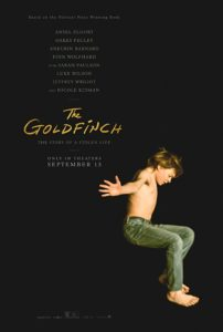 Goldfinch poster 202x300 - Review: The Goldfinch
