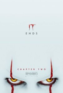 It Chapter Two poster 202x300 - Review: IT Chapter Two