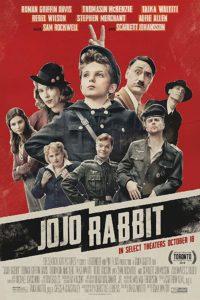 Jojo Rabbit poster 200x300 - Review: Jojo Rabbit