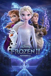 Frozen 2 poster 203x300 - Review: Frozen II (aka Frozen 2)