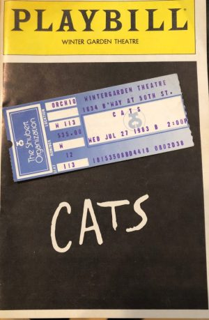 Cats Playbill 669x1024 - Review: CATS