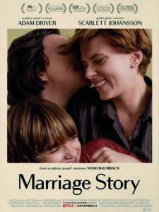 Matrimonioposter 225x300 - Mini review: Marriage Story