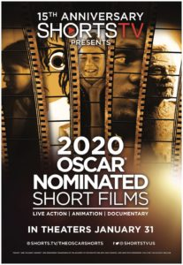OscarShorts2020POSTER pdf 207x300 - Mini-reviews: 2020 Oscar-Nominated Short Films
