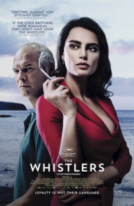 TheWhistlers 195x300 - Review: The Whistlers (La Gomera)