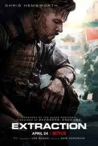 Extraction poster 203x300 - Review: Extraction