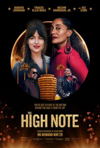The High Note poster 202x300 - Review: The High Note