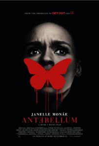 Antebellum poster 203x300 - Quickie Review: Antebellum