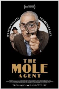 Mole Agent poster 198x300 - Review: The Mole Agent