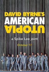 David Byrne 206x300 - Review: David Byrne's American Utopia