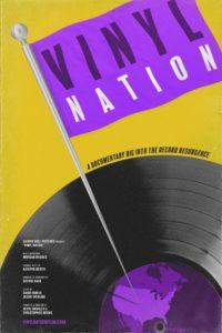 Vinyl Nation poster for web 200x300 - Review: Vinyl Nation