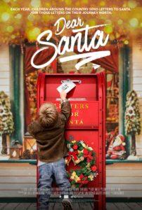 Dear Santa Poster 202x300 - Quickie Review: Dear Santa