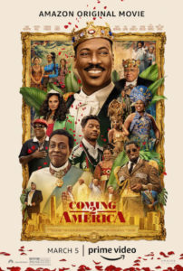 Coming 2 America poster 202x300 - Review: Coming 2 America