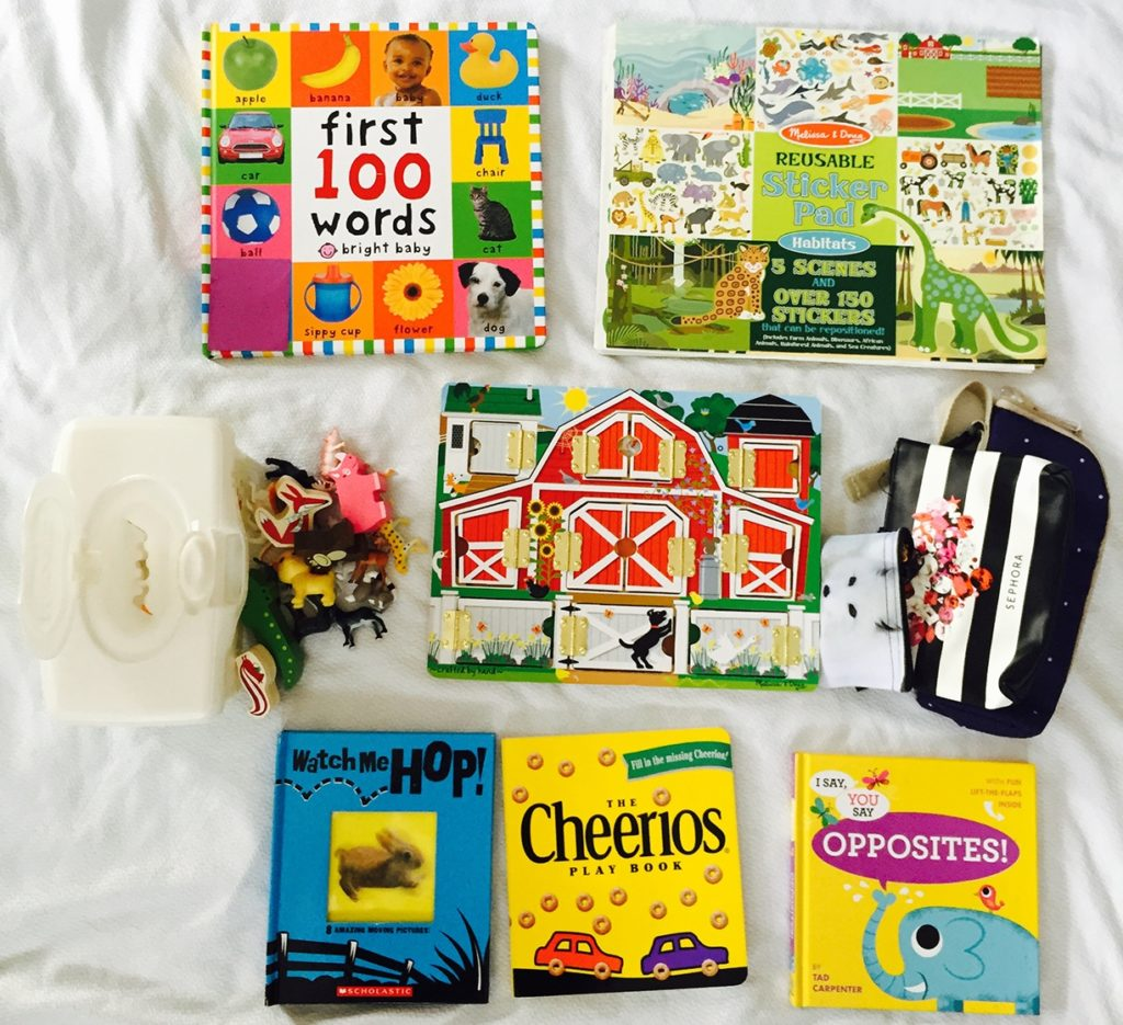 Sunday Box Of Activities For 12 18 Month Olds Daily Toy