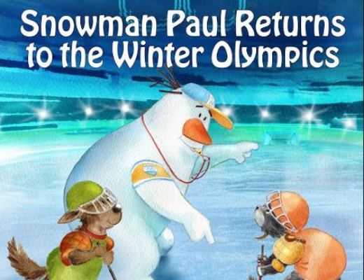 Snowman Paul Returns to the Winter Olympics – Yossi Lapid