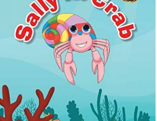 Sally the Crab by Lauren Dragon – Book Review