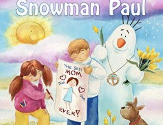 Mother's Day with Snowman Paul by Yossi Lapid