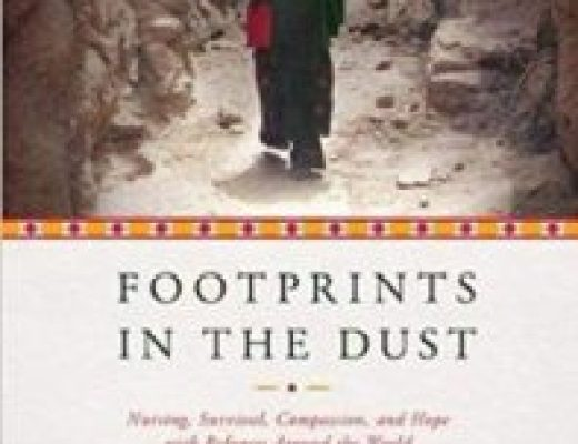 Footprints in the Dust by Roberta Gately