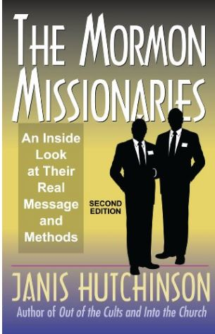 The Mormon Missionaries – Janis Hutchinson – Book Review