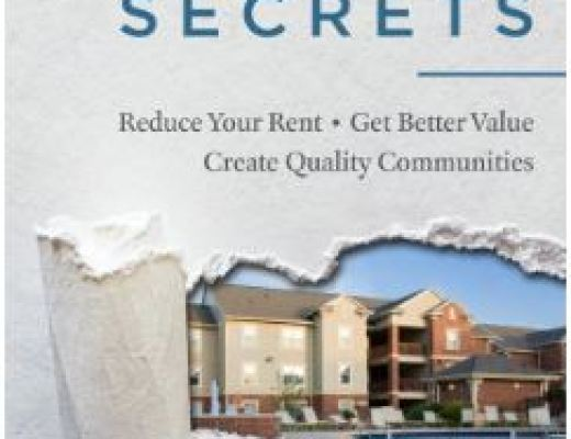 Rental Secrets: Reduce Your Rent by Justin Pogue